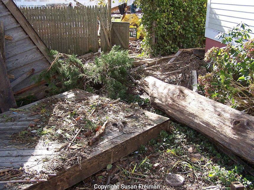 Post Hurricane Sandy photos from Piermont, NY