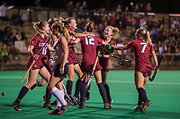 Stanford Field Hockey vs UOP, September 14, 2017