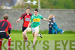 Mitchels v Glenbeigh/Glencar in the Div 3 County League on Saturday at John Joe Sheehy Road, Tralee.................................................................... ........