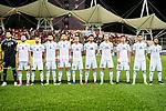 Jordan Squad poses for photos during the International Friendly match between Hong Kong and Jordan at Mongkok Stadium on June 7, 2017 in Hong Kong, China. Photo by Marcio Rodrigo Machado / Power Sport Images
