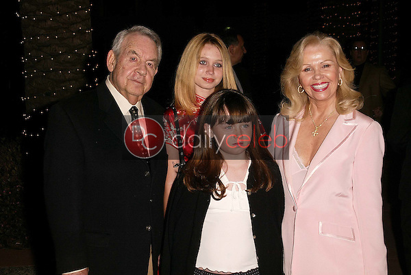 Tom Bosley and family