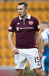 St Johnstone v Hearts&hellip;23.12.17&hellip;  McDiarmid Park&hellip;  SPFL<br />Don Cowie<br />Picture by Graeme Hart. <br />Copyright Perthshire Picture Agency<br />Tel: 01738 623350  Mobile: 07990 594431