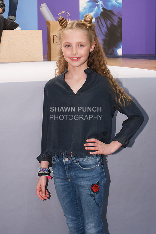 Guest attend the petitePARADE fashion show at Children's Club in the Jacob Javits Center in New York City on February 25, 2018.
