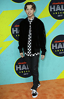 www.acepixs.com<br /> <br /> November 4 2017, New York City<br /> <br /> Jacob Sartorius arriving at the Nickelodeon Halo Awards 2017 at Pier 36 on November 4, 2017 in New York City<br /> <br /> By Line: Nancy Rivera/ACE Pictures<br /> <br /> <br /> ACE Pictures Inc<br /> Tel: 6467670430<br /> Email: info@acepixs.com<br /> www.acepixs.com
