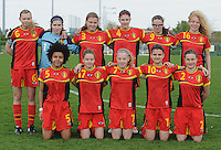 U 16 Belgian red Flames - virginia USA :<br /> <br /> U 16 Belgian Red Flames<br /> <br /> foto Dirk Vuylsteke / Nikonpro.be