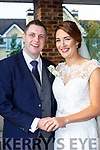 Sarah Murphy, Killarney daughter of Dennis and Breda, and John Madison, Ballyagram, Co Limerick, son of Pat and helen who were married in St Marys Cathedral Killarney on Saturday, Fr Kevin O'Sullivan officiated at the ceremony assisted by Fr Tadhg Fleming, best man was Padraig Slattery, groomsmen were Andrew Donnellan and Ian Griffin, bridemaids were Rachel Murphy, Fiona Murphy and Eileen Landers, flowergirl was Aoibhe Roche, the reception was held in the Killarney Oaks Hotel and the couple will reside in Dublin