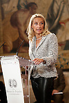 Maria Helena Antolin, Vice President of Grupo Antolin. November 23, 2016.(ALTERPHOTOS/Acero)