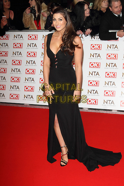 LONDON, ENGLAND - JANUARY 21: Luisa Zissman attends the National Television Awards at 02 Arena on January 21, 2015 in London, England<br /> CAP/ROS<br /> &copy;Steve Ross/Capital Pictures