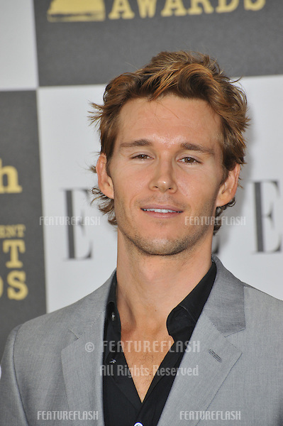 Ryan Kwanten at the 25th Anniversary Film Independent Spirit Awards at the L.A. Live Event Deck in downtown Los Angeles..March 5, 2010  Los Angeles, CA.Picture: Paul Smith / Featureflash