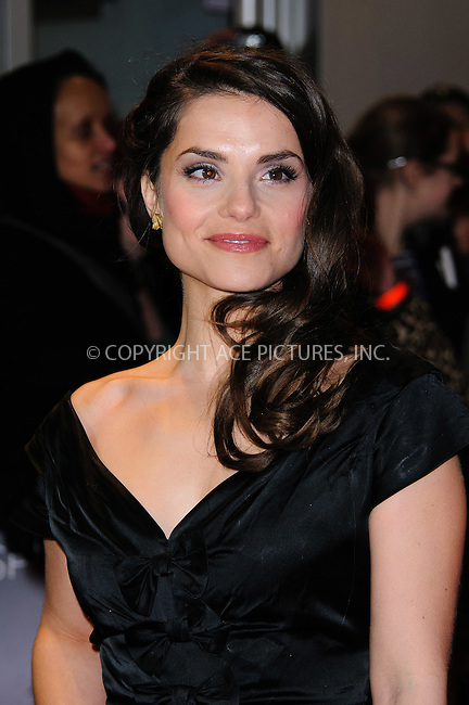 WWW.ACEPIXS.COM . . . . .  ..... . . . . US SALES ONLY . . . . .....January 30 2012, London....Charlotte Riley at the premiere of 'This Means War' on January 30 2012 in London....Please byline: FAMOUS-ACE PICTURES... . . . .  ....Ace Pictures, Inc:  ..Tel: (212) 243-8787..e-mail: info@acepixs.com..web: http://www.acepixs.com