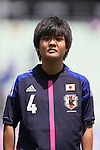 Tomoko Muramatsu (JPN), .JUNE 17, 2012 - Football / Soccer : .International Friendly match between .Japan 1-0 U.S.A.at Nagai Stadium, Osaka, Japan. (Photo by Akihiro Sugimoto/AFLO SPORT) [1080]