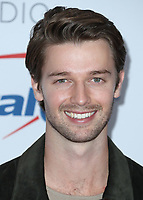 LOS ANGELES- DECEMBER 1:  Patrick Schwarzenegger at the 102.7 KIIS FM's Jingle Ball 2017 at the Forum on December 1, 2017 in Los Angeles, California. (Photo by Scott Kirkland/PictureGroup)