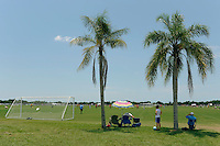 Palm Trees during day three of the US Soccer Development Academy  Spring Showcase in Sarasota, FL, on May 24, 2009.