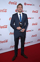 30 March 2017 - Las Vegas, NV -  Charlie Hunnam. 2017 CinemaCon Big Screen Achievement Awards at Caesar's Palace.  Photo Credit: MJT/AdMedia