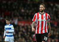 Pontus Jansson of Brentford during Brentford vs Queens Park Rangers, Sky Bet EFL Championship Football at Griffin Park on 11th January 2020