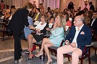 Alejandra, Teresa Campos, Carmen Borrego and Jose Carlos Bernal