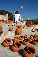 Portugal, Algarve, near Vila do Bispo: Algarvian pottery