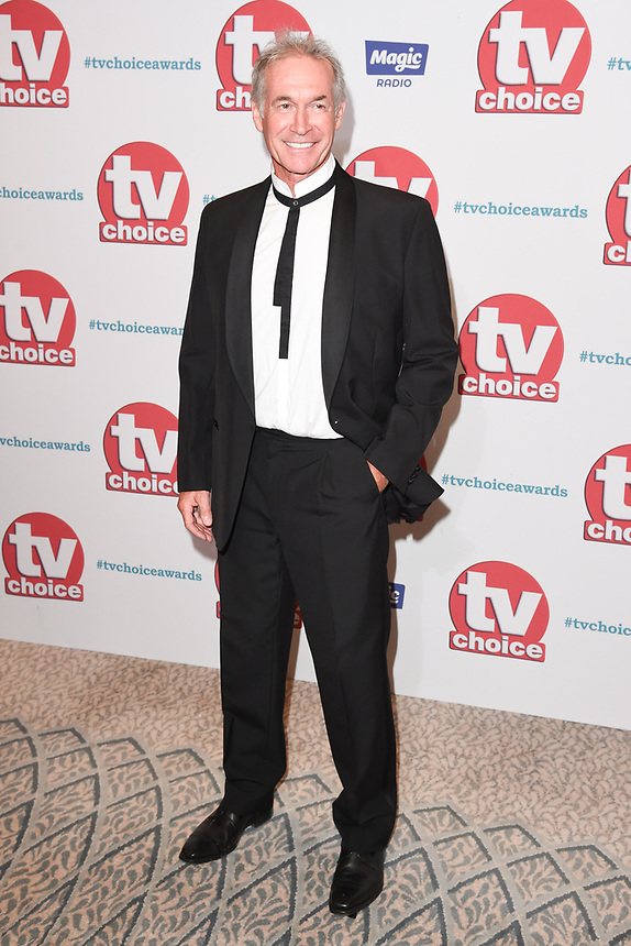 Dr Hilary Jones<br /> arriving for the TV Choice Awards 2017 at The Dorchester Hotel, London. <br /> <br /> <br /> ©Ash Knotek  D3303  04/09/2017