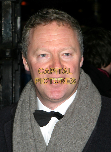 RORY BREMNER.National Portrait Gallery 150th Anniversary Gala, National Portrait Gallery, London, England, .February 28th 2006..portrait headshot grey scarf.Ref: AH.www.capitalpictures.com.sales@capitalpictures.com.©Adam Houghton/Capital Pictures.