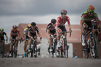 Greg Henderson (NZL/Lotto-Soudal) in one of his last appearances in Belgium for Team Lotto-Soudal<br /> <br /> 101st Kampioenschap van Vlaanderen 2016 (UCI 1.1)<br /> Koolskamp &rsaquo; Koolskamp (192.4km)