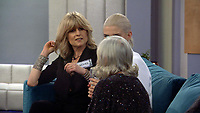Rachel Johnson, Ashley James, Ann Widdecombe<br /> Celebrity Big Brother 2018 - Day 1<br /> *Editorial Use Only*<br /> CAP/KFS<br /> Image supplied by Capital Pictures