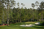 General view during the third round of the 2014 Masters held in Augusta, GA at Augusta National Golf Club on Saturday, April 12, 2014.