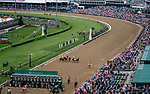 May 3, 2019 : on Kentucky Oaks Day at Churchill Downs on May 3, 2019 in Louisville, Kentucky. Scott Serio/Eclipse Sportswire/CSM