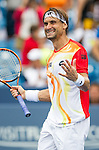 David Ferrer (ESP) defeats Julien Benneteau (FRA) 6-3, 6-2