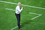 Vahid Halilhodzic (JPN), <br /> SEPTEMBER 1, 2016 - Football / Soccer : <br /> FIFA World Cup Russia 2018 Asian Qualifier <br /> Final Round Group B <br /> between Japan - United Arab Emirates <br /> at Saitama Stadium 2002, Saitama, Japan. <br /> (Photo by YUTAKA/AFLO SPORT)