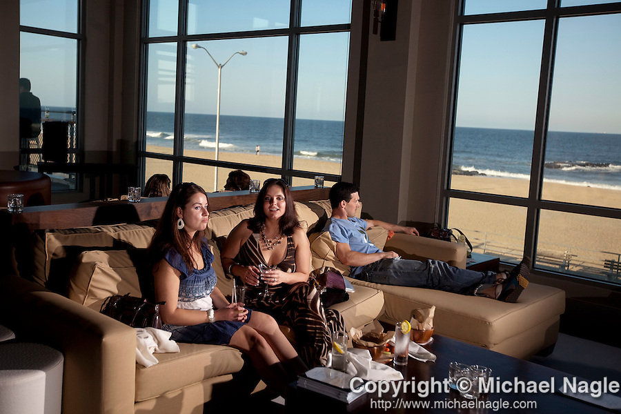 ASBURY PARK, NJ- JUNE 06, 2009:  The Watermark on June 6, 2009 in Asbury Park, NJ.  (PHOTOGRAPH BY MICHAEL NAGLE)