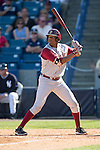 Jameis Winston (Seminoles),<br /> FEBRUARY 25, 2014 - MLB :<br /> Jameis Winston of the Florida State University Seminoles at bat during a spring training baseball game between the Florida State University Seminoles and the New York Yankees at George M. Steinbrenner Field in Tampa, Florida, United States. (Photo by Thomas Anderson/AFLO) (JAPANESE NEWSPAPER OUT)