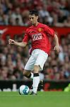 Manchester United's Chris Eagles