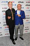 Peter Tatchell, Judge Robert Rinder at  the Attitude Pride awards Berkeley, London
