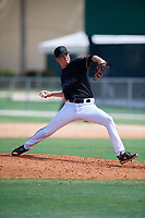 GCL Marlins pitcher Codie Paiva (39) during a Gulf Coast League game against the GCL Astros on August 8, 2019 at the Roger Dean Chevrolet Stadium Complex in Jupiter, Florida.  GCL Marlins defeated GCL Astros 5-4.  (Mike Janes/Four Seam Images)