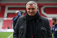 Blackburn Rovers manager Tony Mowbray <br /> <br /> Photographer Rachel Holborn/CameraSport<br /> <br /> The EFL Sky Bet Championship - Middlesbrough v Blackburn Rovers - Saturday 8th December 2018 - Riverside Stadium - Middlesbrough<br /> <br /> World Copyright &copy; 2018 CameraSport. All rights reserved. 43 Linden Ave. Countesthorpe. Leicester. England. LE8 5PG - Tel: +44 (0) 116 277 4147 - admin@camerasport.com - www.camerasport.com
