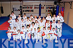 GOLD: Gold medals were won by Jordan and Julian Dalton in Takwando in Greece last week -end and on Saturday all of Donal Dalton Class showed the Dalton brother they were proud of them at Monavalley, Tralee