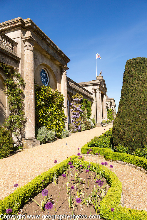 Bowood House and gardens, Calne, Wiltshire, England, UK