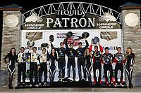 2017 IMSA WeatherTech SportsCar Championship<br /> Mobil 1 Twelve Hours of Sebring<br /> Sebring International Raceway, Sebring, FL USA<br /> Saturday 18 March 2017<br /> 5, Cadillac DPi, P, Joao Barbosa, Christian Fittipaldi, Filipe Albuquerque, 10, Cadillac DPi, P, Ricky Taylor, Jordan Taylor, Alexander Lynn, 31, Cadillac DPi, P, Dane Cameron, Eric Curran, Michael Conway, podium<br /> World Copyright: Michael L. Levitt/LAT Images<br /> ref: Digital Image levitt_seb_0317-31919