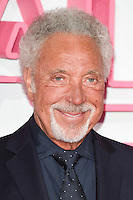 LONDON, UK. November 24, 2016: Sir Tom Jones at the 2016 ITV Gala at the London Palladium Theatre, London.<br /> Picture: Steve Vas/Featureflash/SilverHub 0208 004 5359/ 07711 972644 Editors@silverhubmedia.com