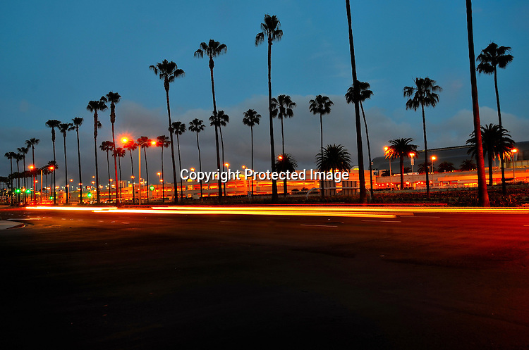 Stock photo of John Wayne Airport