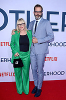 """LOS ANGELES - JUL 31:  Patricia Arquette, Eric White at the """"Otherhood"""" Photo Call at the Egyptian Theater on July 31, 2019 in Los Angeles, CA"""