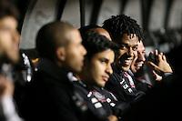 SAO PAULO, SP 25 SETEMBRO 2013 - CORINTHIANS X GREMIO - O jogador Romarinho do Corinthians, durante inicio da partida de hoje, 25, no Estádio do Pacaembú. Partida válida pelas quartas de finais da Copa do Brasil. foto: Paulo Fischer/Brazil Photo Press.