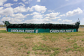 Carolina Cup 2011. Last call for the historic natural brush Cup fences.