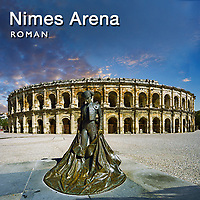 Pictures of Nimes Roman  Arena Amphitheatre - France -