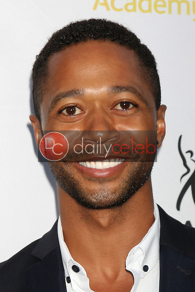 Thomas Hobson<br /> at the Dynamic &amp; Diverse:  A 66th Emmy Awards Celebration of Diversity Event, Television Academy, North Hollywood, CA 11-12-14<br /> David Edwards/DailyCeleb.com 818-249-4998