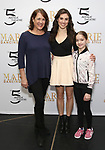 Karen Ziemba, Tiler Peck and Abbey Del Corral attends the Sneak Peek Presentation for 'Marie, Dancing Still - A New Musical'  at Church of Saint Paul the Apostle in Manhattan on March 4, 2019 in New York City.