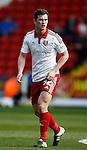 Harrison McGahey of Sheffield Utd during the Sky Bet League One match at Bramall Lane Stadium. Photo credit should read: Simon Bellis/Sportimage