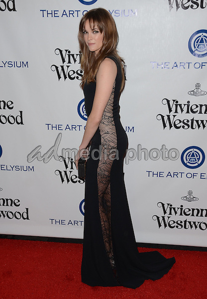 09 January  - Los Angeles, Ca - Danielle Panabaker. Arrivals for The Art of Elysium's Presents Vivienne Westwood & Andreas Kronthaler's 2016 HEAVEN Gala held at 3Labs. Photo Credit: Birdie Thompson/AdMedia