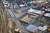 Bergedorf Tor, Alte Post : EUROPA, DEUTSCHLAND, HAMBURG, (EUROPE, GERMANY), 12.03.2014: Bergedorf, Bergedorf Tor,
