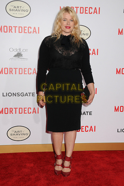 21 January 2015 - Hollywood, California - Amanda de Cadenet. &quot;Mortdecai&quot; Los Angeles Premiere held at the TCL Chinese Theatre. <br /> CAP/ADM/BP<br /> &copy;BP/ADM/Capital Pictures
